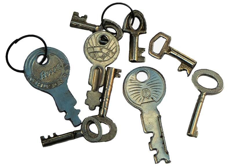 Alte Schlüssel Nachmachen Maschine