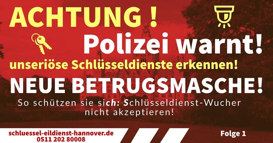 Schluesseldienst-Hannover-Tipps