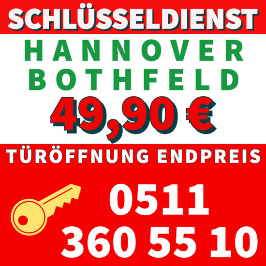 Schlüsseldienst Bothfeld-Vahrenheide