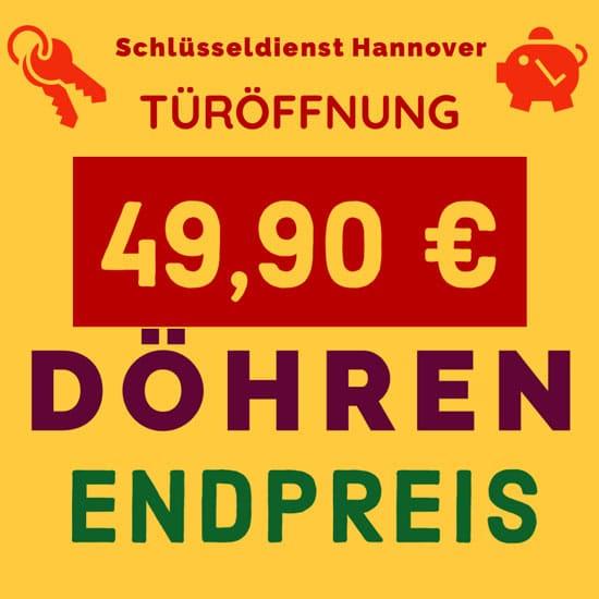 Schlüsseldienst Hannover Döhren Logo