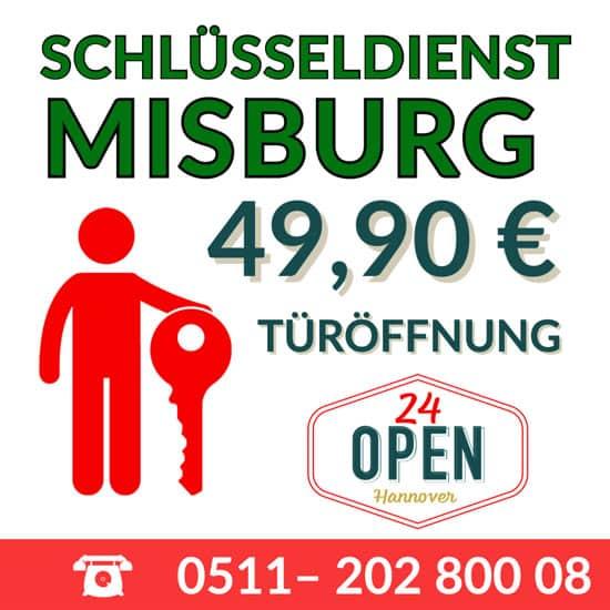 Schlüsseldienst Hannover Misburg Süd Preise