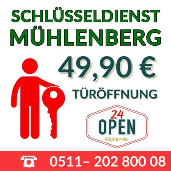 Mühlenberg Hannover Türöffnung Preise