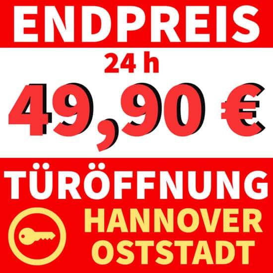 Schlüsseldienst-Hannover-Oststadt Preise