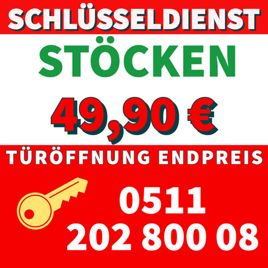 Schlüsseldienst Hannover Stöcken1