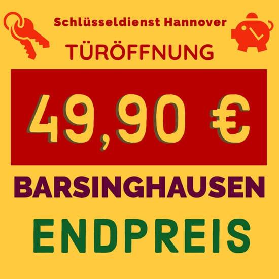 Schlüsseldienst Barsinghausen Festpreis seriös