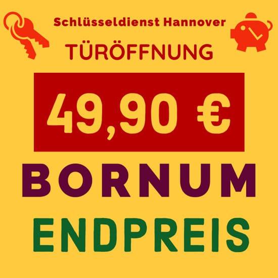 Schluesseldienst Hannover Bornum Preisliste