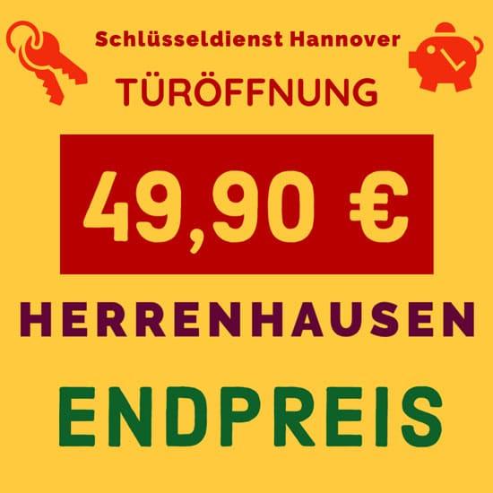 Hannover Herrenhausen Banner